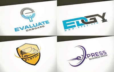 Design high quality vector Awesome logos concept with  unlimited  Modification.