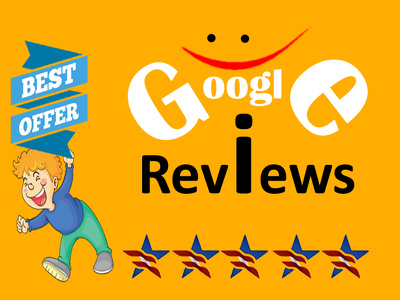 10 Positive, Relevant & 5 Star Reviews Google Reviews.