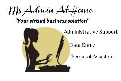 Work as a virtual assistant providing a variety of services