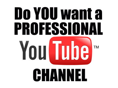 Set up a Professional You tube Channel