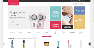Design an ecommerce website in Magento