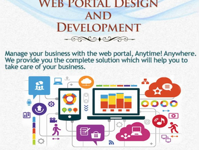 Design & Develope a stunning static website with unlimited revison