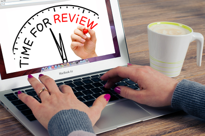 Do a detailed review of your website to improve customer experience and conversions