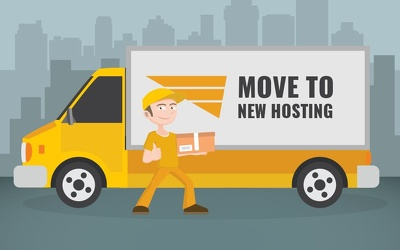 Move, Transfer Wordpress Site To New Host