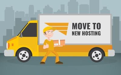 move, Transfer Wordpress Site To New Host