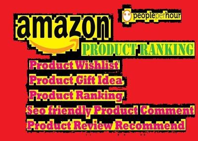Do 450 Wishlist for amazon product ranking (Amazon TOS Friendly)