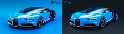 Professionally edit or retouch any image