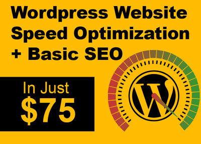 Website speed optimization, Page Speed Improvement