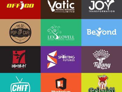 Bespoke Logo Design +Free Business Card+ Unlimited Revisions+ Artwork Files