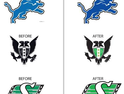 Convert Logo / Image to Vector