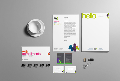 Consult & Design a stunning Brand Identity for your business