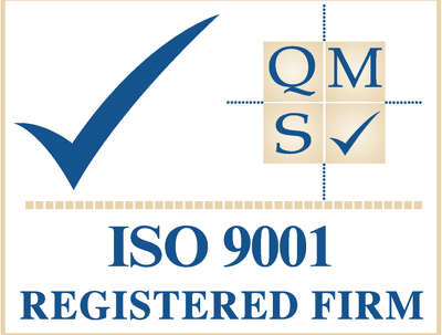 Assess your requirements for ISO 9001Quality Management System.
