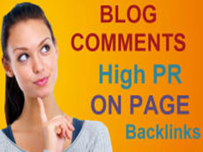 Do 25 manual high quality dofollow blog comment.
