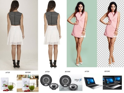 Do 20 Image editing, Image retouch, Background remove, Any photoshop task in 24 Hours