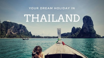 Publish a guest post on Thai travel / cosmetic focused blog