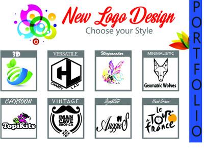 Design a professional LOGO - Versatile, vintage, Signature, Watercolor & hand-drawn.