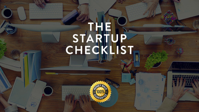 Send you a checklist of all the steps your startup or business needs to take
