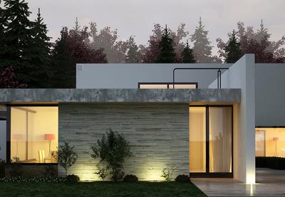 Design 3D Architectural Exterior