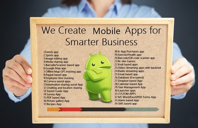 Convert your website into incredible Android,IOS and windows app