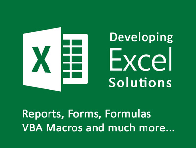 Create, edit or advise on your Excel spreadsheet problem so a solution is achieved