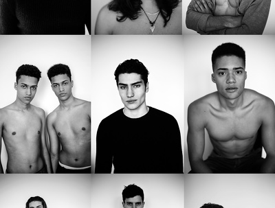 Update your Modelling/ Beauty/ Styling / Acting/ Creative Portfolio for men