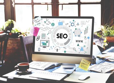 Offer White hat SEO, Organic SEO - Keyword Ranking on Google