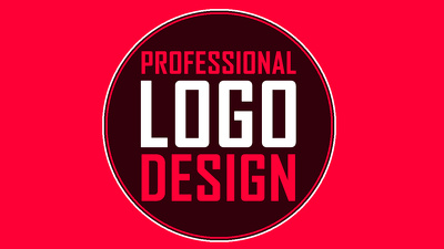 professional & Unique Logo Design + Free Favicon + Source Files