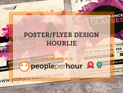 Design a beautiful A4 poster for your event or promotion