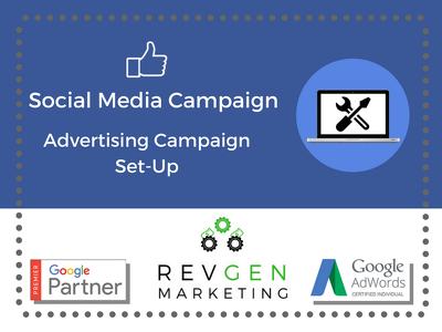Setup a a winning Social Media Advertising PPC Campaign
