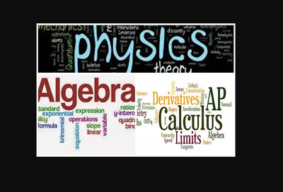 Solve Calculus, Physics, chemistry,Discrete Maths ,Geometry PRoblems