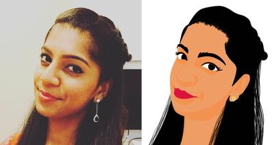 Make a cartoon version from a photograph