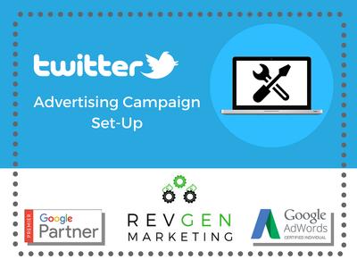 Setup a winning Twitter Advertising PPC Campaign