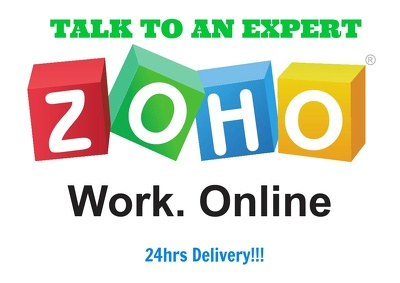 Help Setup Zoho Email For Your Domain In 24hrs