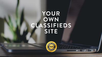 Create your own full-featured Classifieds Site