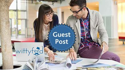 Write & Publish a guest post on wittyfeed.com DA 50 with Dofollow Indexed link
