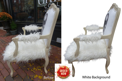 Background remove Of images For e-commerce Site