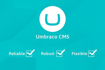 build CMS Website with Mobile responsive UI in Umbraco