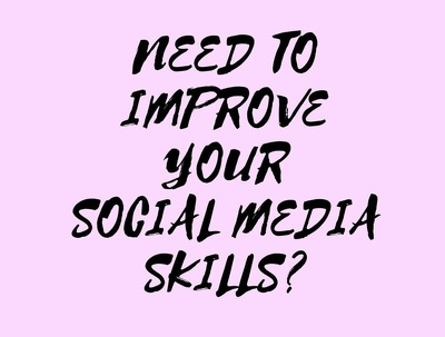 Consult with you on how to create a curated social media presence for your brand