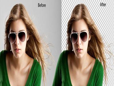 Remove Background And E-commerce Photo Editing Service