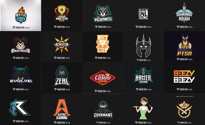 Design a logo for you Esports Team