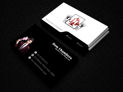 Design corporate Business Card for your identity