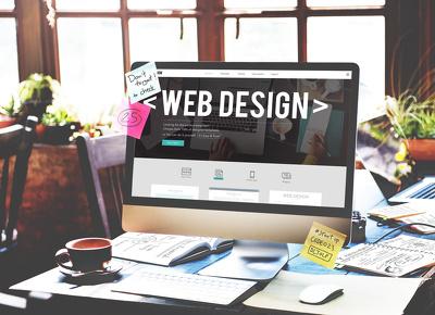 Design & develop responsive,fast, SEO friendly Wordpress website