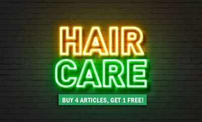 Write a 500 Words Article on Hair Care or Hair Problem