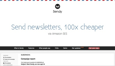 Install and configure Sendy bulk email software on your server