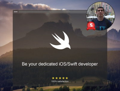 Be Your Dedicated iOS/Swift Developer 1 hour