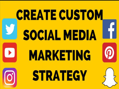 Do social media branding creation service