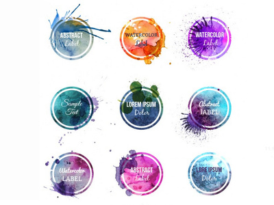 Create A High Profile Watercolor Logo Design