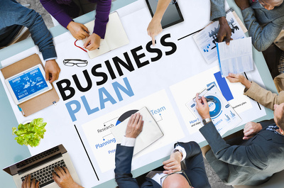 Develop a professional and comprehensive Business Plan for your Startup Business