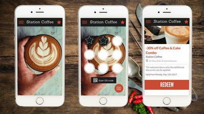 Design & develop a beautiful IOS & Android mobile app to grow your business