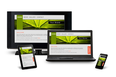 Design, build and host your new WordPress website, domain name, and email.